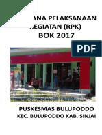 Sk Struktur Orgn Posyandu Desa LETTA