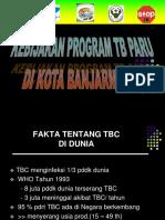 Kebijakan Program TBC