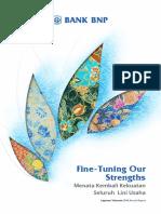 BBNP Annual Report 2016