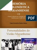 Violão Maranhense