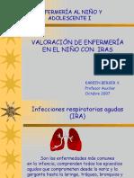 IRA    ( Infeccion Respiratoria Aguda )