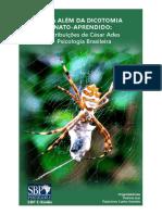 Para Além Da Dicotomia Inato-Aprendido - Contribuições de Cesar Ades à Psicologia Brasileira