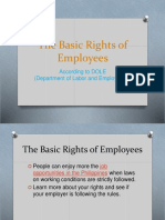 Basic Rights of Employees