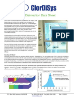 UV Data Sheet