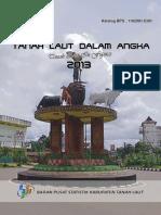 Kabupaten Tanah Laut Dalam Angka 2013