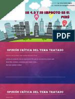 Análisis Crítico Informe Localización