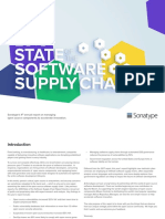 2018 State of the Software Supply Chain Report