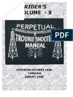 Perpetual Troubleshooter's Manual - Vol 10 (1938-1939) - John F. Rider
