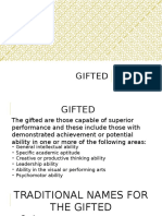 GIFTED.pptx