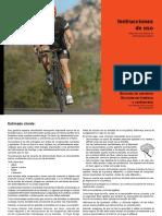 Manual Bicicletas Kestrel