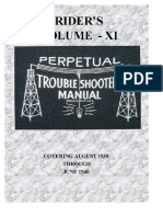 Perpetual Troubleshooter's Manual - Vol 11 (1939-1940) - John F. Rider