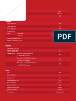 swift full specifications