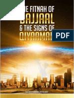 The Fitnah of Dajjaal and the Signs of Qiyaamah