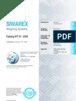 Catalogo Siwarex