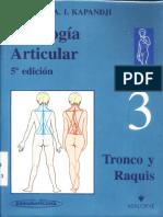 A.I. Kapandji - #3 (Tronco y Raquis).pdf