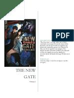 The New Gate Volumen 1 en Español