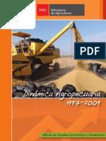 dinamicaagropecuaria1997-2009