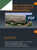 Estudio Energético del Sistema de Cogeneración de la.pptx
