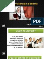 Servicio y Atención de Clientes en Restaurante1