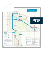 Surrey Rapid Transit Study - Maps of Alternatives