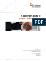 132 Specifiers Guide Access Control Systems[1]