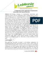 A New Soft-Switching Configuration and Its Application in Transformerless Photovoltaic Grid-Connected Inverters