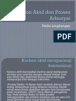 Karbon Aktif Dan Proses Adsorpsi
