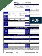 Credit Application Form Hyundai