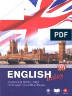 English Today Vol. 20