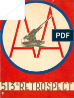 WWII 513th Anti-Aircraft Artillery