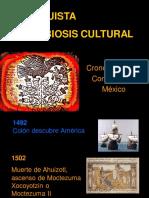 Conquista y Simbiosis Cultural