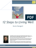 12 Steps to Living Well eBook