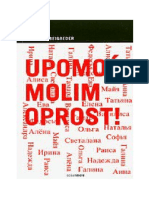 Beigbeder, Frederic-upomoć, Molim Oprost