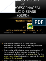 Pharmacoterapy of GERD