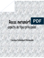 33b Rocas Metamorficas