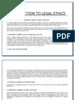 Legal Ethics Case Doctrines
