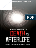 The Remembrance of Death and the Afterlife by Imam Qudamah Al-Maqdisi