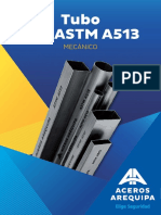 Hoja Tecnica Tubo Laf Astm a513