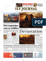 San Mateo Daily Journal 11-10-18 Edition