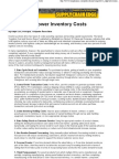 25 Ways to Lower Inventory Costs