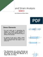 Stress and Strain Analysis