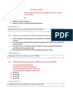 Fedai Objective Questions