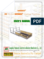SuperDeck User Manual