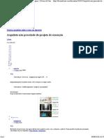 Arquiteto Não Prescinde de Projeto de Execução _ Página 2 _ Fórum Da Casa