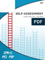 Self Assessment Study Guide 2017 Final