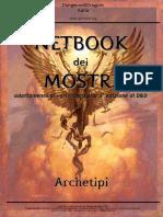 Netbook - Il Netbook Degli Mostri - Archetipi