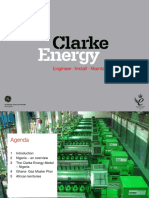 Gas Engines clarke energy