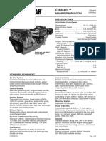 Cat C18 ACERT Spec Sheets - Commercial.pdf