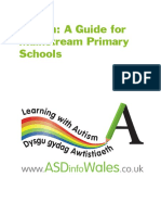 2015 Autism a Guide for Mainstream Primary Schools ENG