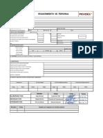 PG SIG 005 F1 Requerimiento de Personal